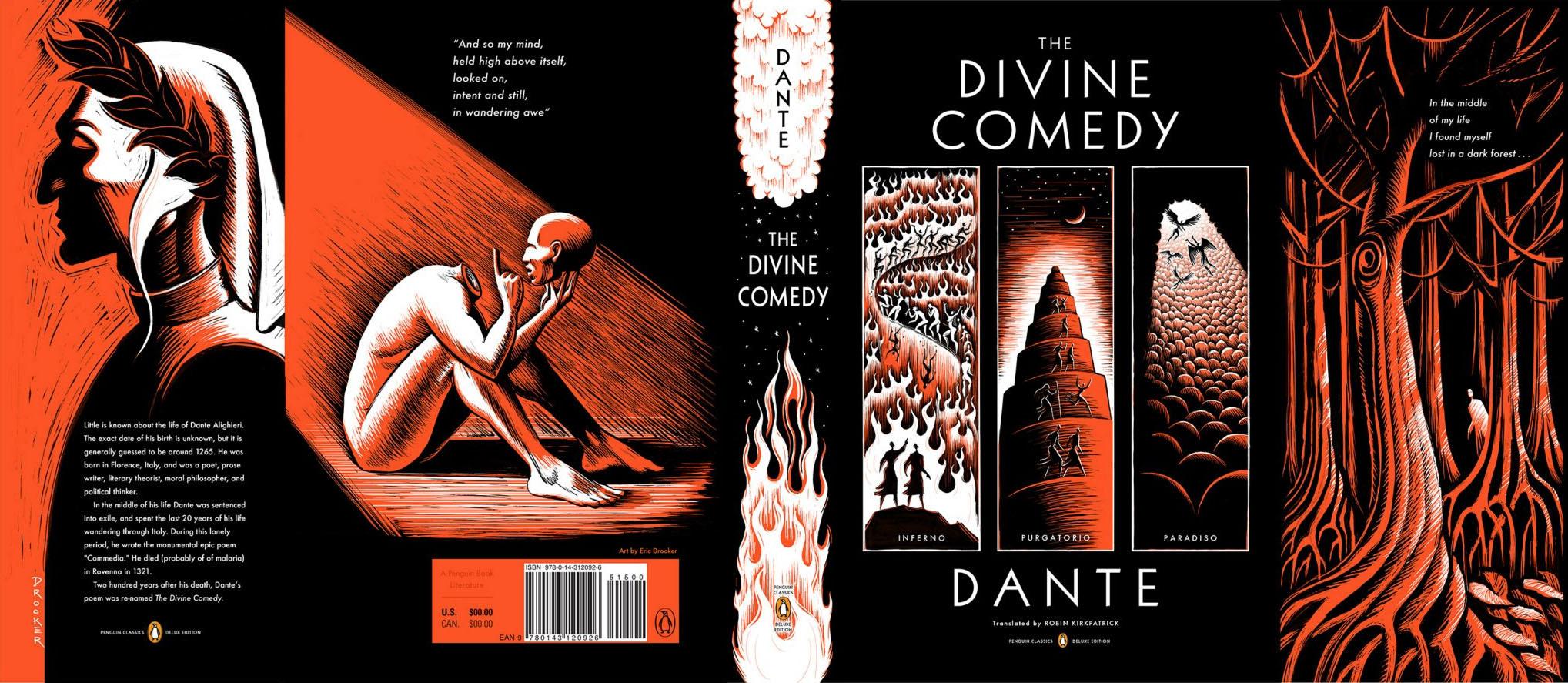 La Divine comédie illustrée par Drooker