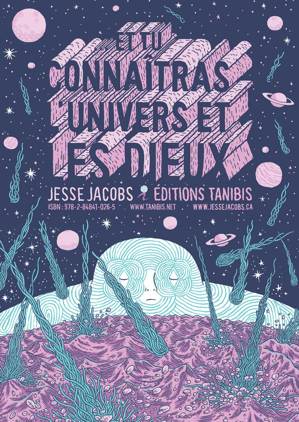 ... Et tu connaîtras l'univers et les Dieux, par Jesse Jacobs
