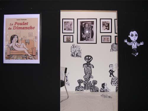 Expo Sylvie Fontaine à  Aix 1