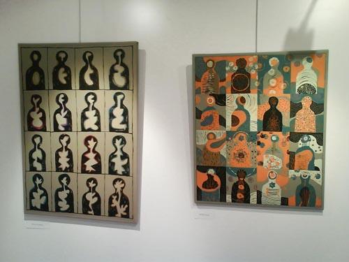 Expo Sylvie Fontaine à Sevran 3