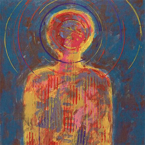 Silhouettes, peinture de Sylvie Fontaine