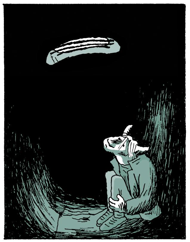 Les monstres aux pieds d'argile, par Alexandre Kha