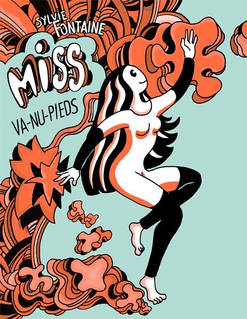Miss Va-Nu-Pieds, Couv