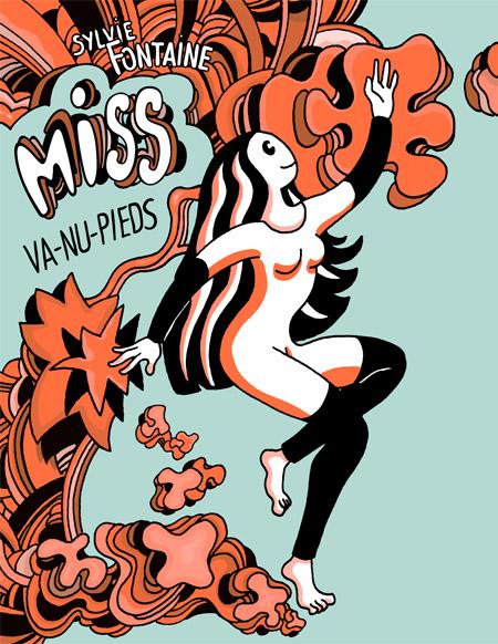 Miss Va-Nu-Pieds, couverture